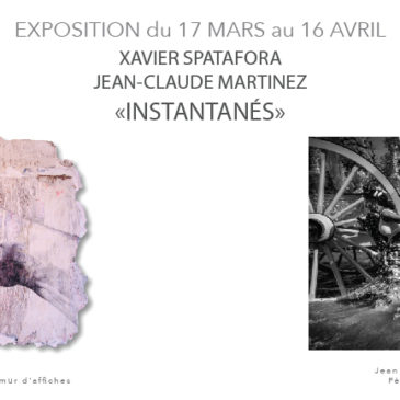 Exposition « INSTANTANES »