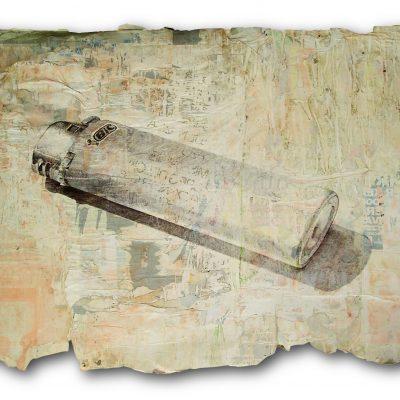Briquet Bic – 142x200cm
