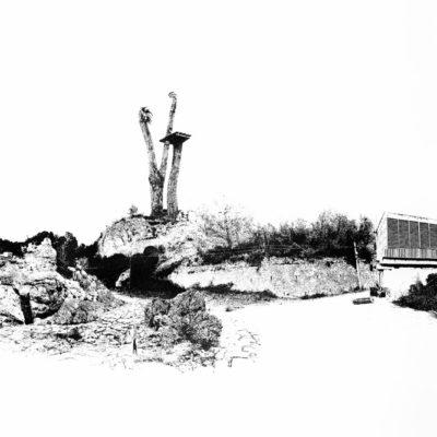 J. Cassignol - Reals - 170 x 115 cm - Rotring
