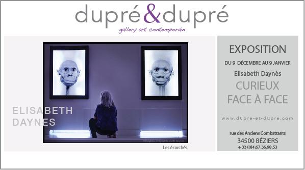 Exposition Elisabeth Daynes