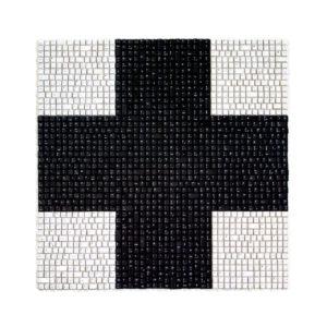 O. Lannaud - HOMMAGE A KASIMIR - 78 x 78 cm - 2019