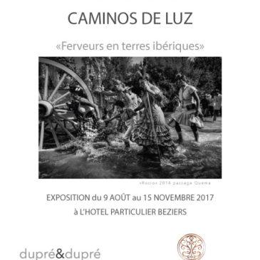 Jean-Claude MARTINEZ : CAMINOS DE LUZ