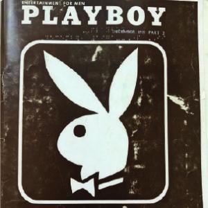 Playboy Magazine Braille